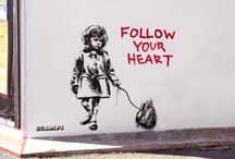 Art:  out and about... on the STREET!!! / Street art