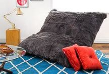 Winter Line 2013 / Check out what's new for Lovesac furniture lines for Winter 2013 - Sactionals, Sacs, Pillowsacs, & other Comfy Stuff!  These products will revolutionize the way you think of sofas, sectionals, loveseats, couches, guest beds, and bean bags! / by Lovesac