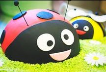 Bug Themed Birthday Party / A Bug and Garden Themed Party. :)