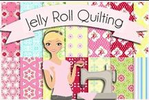 Quilting: Jelly Rolls / by Heart of Wisdom