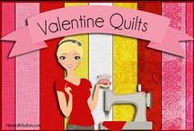 Quilting: Valentine's Quilts / by Heart of Wisdom
