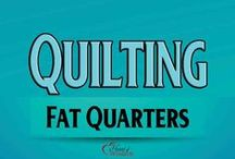 Quilting: Fat Quarter Quilts / Fat Quarter Quilts and Projects / by Heart of Wisdom