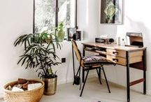 Workspaces / Modern design inspiration for workspaces, and home offices.