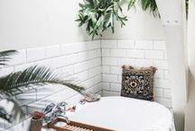 Bathrooms / Modern design inspiration for bathrooms.