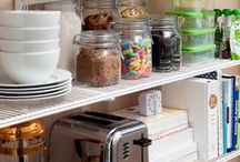 ORGANiZiNG / Cleaning and organization / by Paige Stuart