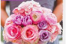Pink Elegance Wedding: Saint Regis Hotel / Wedding at Saint Regis Atlanta, florals, decor, blush, peach, aqua, grey, hanging candles, lush floral decor / by Stems Atlanta