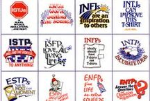 Personality MBTI / by Mel Sums