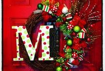 HOLiDAY DECOR / Holiday decor for the house / by Paige Stuart