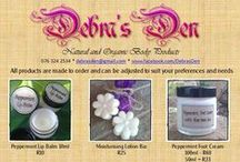 Debra's Den / Natural and Organic Beauty Products