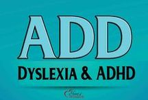 Learning Different: ADHD / ADD & Dyslexia / ADD / ADHD (Attention Deficit Disorder)  and Dyslexia are NOT disorders. They are learning differences, gifts and talents.  Links here help understanding unique brain wiring replete with character strengths. Explains highly energetic, creative, original thinkers, some of whom are the great entrepreneurs of our day. / by Heart of Wisdom