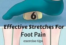 Foot Pain Tips