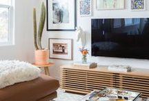 Art Styling / art above bed, art above sofa, art above fireplace, art around tv, art on mantel, art behind tv, art in bedroom, art in living room, art in kitchen, art in bathroom, art styling ideas