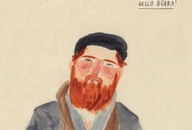 the bearded and beautiful / by Mags