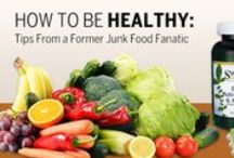 General Health & Nutrition / Health tips and advice from around the web (including the Swanson Health Blog) / by Swanson Health Products
