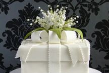 Wedding cakes & Cake tables