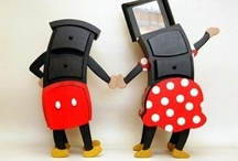 PARTY PLANNER - MICKY MINNIE MOUSE DECOR / by Diane