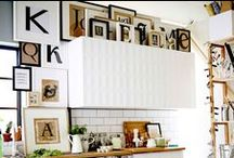 Kitchen Ideas / Borrow as many kitchen ideas as you like (we won't tell) to create a kitchen that's just right for you.
