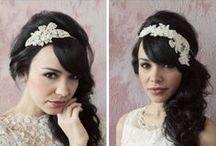 Wedding Hair, make up & Attire
