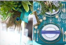 Teal & Turquoise ideas