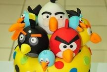 PARTY PLANNER - ANGRY BIRDS GONE MAD / by Diane