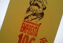 Art / Woodcuts, Linocuts, Stamps - Grabados, Linóleografias, Estampillas - Xilogravuras, Linóleogravuras, Carimbos