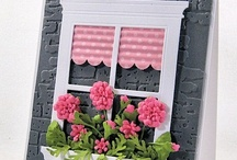 CRAFTS - WINDOWS 2 LIFE / by Diane