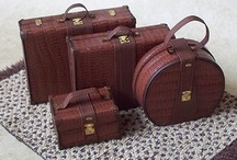 CRAFTS - SUITCASES / by Diane
