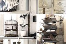 Inspiration = Home Decor / by Un Beau Reve