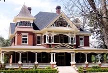 Victorian Homes / by Bryan J. Beatty