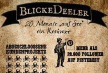 """BlickeDeeler • Unsere Eigenwerbung/Our own stuff / Hier wollen wir Euch mal einen kleinen Einblick in unsere eigene """"BlickeDeeler-Werbekollektion"""" geben. Have Fun! / by BlickeDeeler Werbeagentur"""