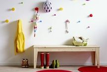 Hallway Ideas / Why waste your time looking for the keys? With the right hallway furniture, you can create a well-organised space for finding what you need. And smoother entries and exits mean you can focus on the fun parts – like the we'll miss you smooches and welcome home hugs. / by IKEA UK