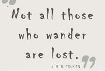 Words of Wisdom  / by Bikini Thief