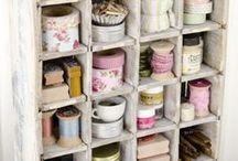 ♥ pretty storage