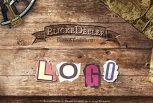 BlickeDeeler • Logo - Portfolio / Ob komplettes Corporate Design, neue Gechäftsunterlagen, frisches Logo oder Relaunch Ihres bestehenden Firmenauftritts. Wir sind Ihr perfekter Partner für Gestaltungsfragen! www.BlickeDeeler.de  / by BlickeDeeler Werbeagentur