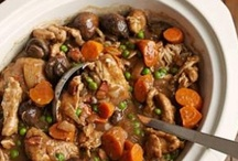 Slowcooker recipes / by Kelly-Shane Young