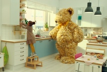 Entertaining / Introducing the characters in the new IKEA advert 'Playin' With My Friends' along with some product inspiration for entertaining at home.  / by IKEA UK