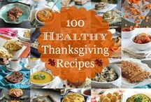 A Healthy, Tasty Thanksgiving / Thanksgiving food doesn't have to be filled with butter, butter and more butter! There are a plethora of healthy recipes & tips available to have a happy, health-filled Thanksgiving. / by Swanson Health Products