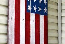 Patriotic / by Alicia Calhoun-Mackes