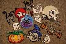 halloweeen hama beads