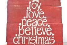 Christmas / by Caitlyn Sherwood