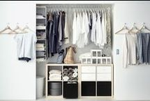 Joy Of Storage / We're spreading the #joyofstorage! Most people think that storage is dull but at IKEA we know the joy that good storage can bring you. From a bookcase that allows you to re-visit all of your favourite books to a well-planned wardrobe that helps you pick out clothes quickly in the morning, bring the #joyofstorage into your home! / by IKEA UK