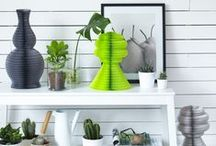 Interior Design Ideas / Hang your fondest memories on every wall. Plant an indoor garden to show off your green fingers (or use artificial flowers to fake some). Whatever decoration you choose, let your personality lead the way. Because that's how the place you live in becomes the place you call home. / by IKEA UK