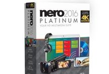 Nero 2016 Products / by Nero Software