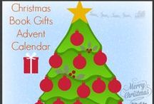 Christmas Advent 2015 / Lots of great booky gift ideas in this years Christmas Advent Calendar x
