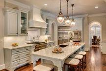 Let's Decorate a Kitchen / Farmhouse kitchen inspiration / by LaurieAnna's Vintage Home