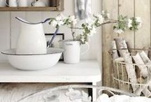Style - Swedish / by LaurieAnna's Vintage Home