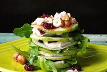 Dream Salads / Salad / by Tammy Maltby /www.tammymaltby.com
