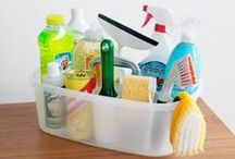 Organizing and Cleaning! / by Emily Lamoreau