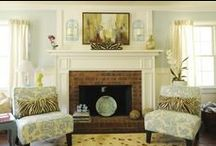 Let's Decorate a Living Room / by LaurieAnna's Vintage Home