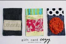 gift ideas / by Creative Carmella